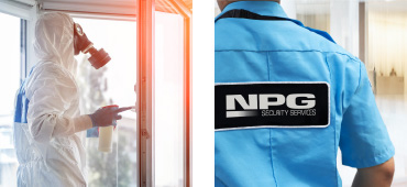 NPG Access Control meets your business COVD-19 security needs